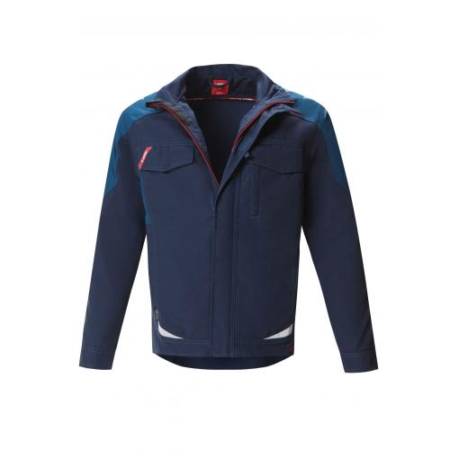 Куртка Engel Galaxy (Энджел Гэлекси) 1810-254 темно-синяя с синим