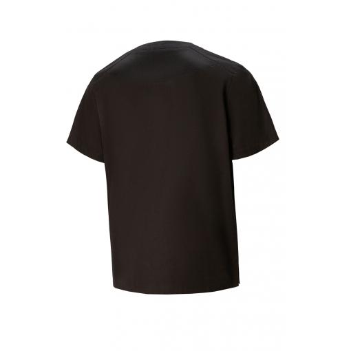Куртка ОРИОН мужская черная бирюза