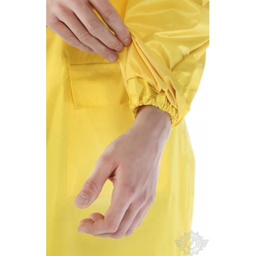 Плащ Альбатрос влагозащитный ЛАЙТ М желтый