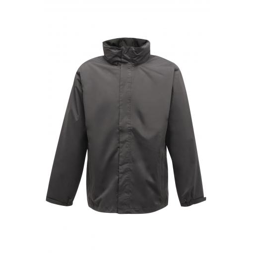 Куртка РЕГАТТА ПРОФЕШИОНАЛ ЭДМО (087) серо-черная