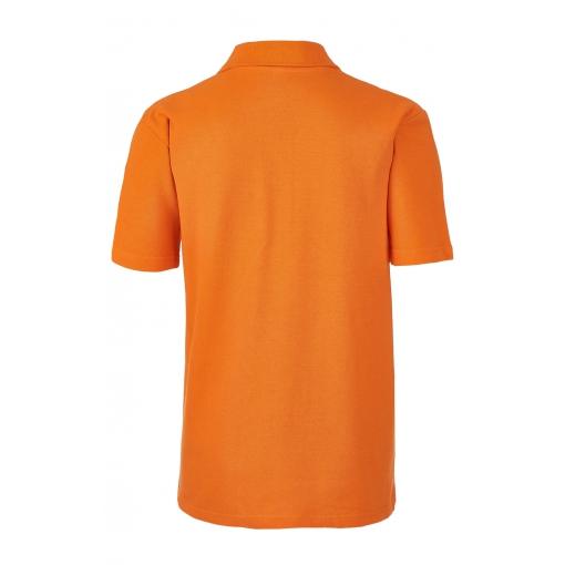 Тенниска-поло оранжевая