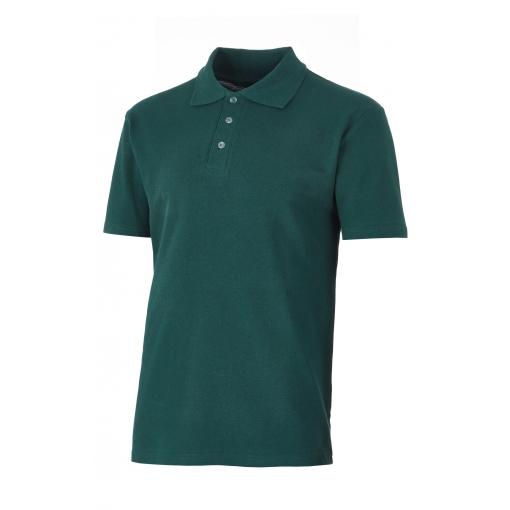 Тенниска-поло зеленая