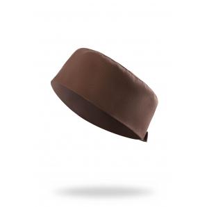 Головной убор Таблетка «El-Risto», цвет chocolate (темно-коричневый)