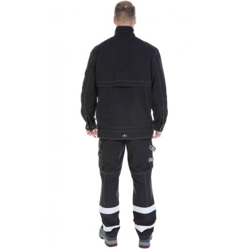 Куртка «Union Space» (ЮНИОНСПЕЙС) черная