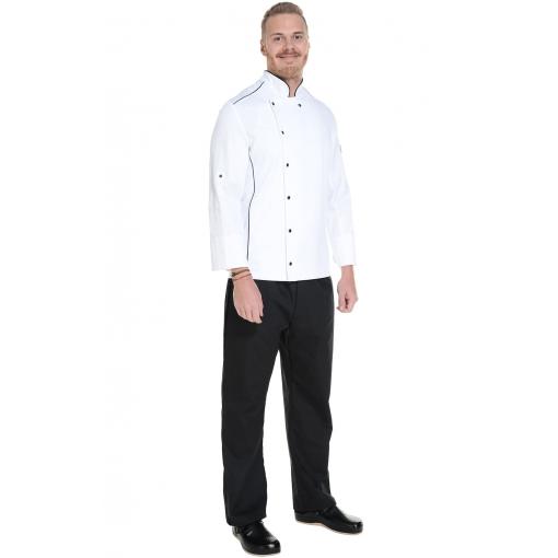 Китель поварской RICON white (белый)
