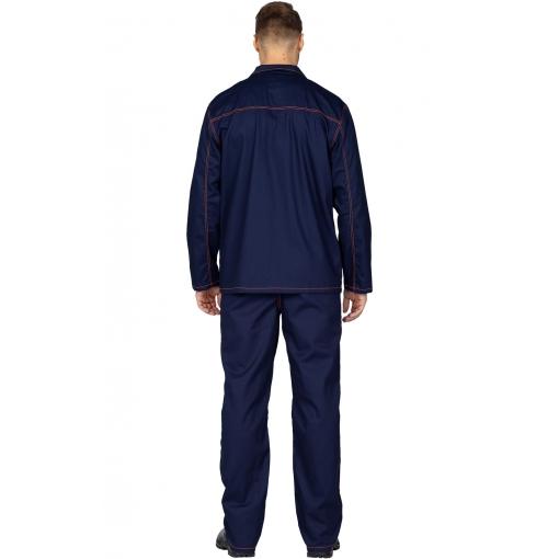 Куртка «Enkel» (Энкель) тёмно-синяя