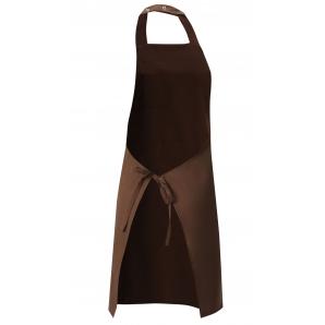 Фартук с нагрудником IRMA (Ирма) chocolate (коричневый)