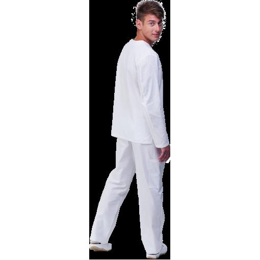 Медицинская куртка COMFORT белый