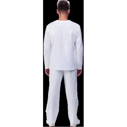 Медицинские брюки  COMFORT белый