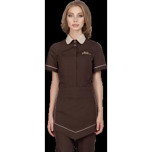 Блузка женская Lima шоколад