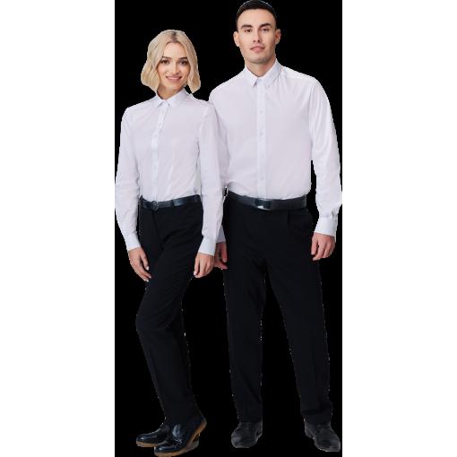 Рубашка администратора мужская Berlin белый